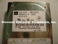 Toshiba MK2326FC HDD2412 320MB 19MM 2.5in IDE Drive Tested Good Free USA Ship