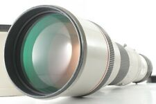 【NEAR MINT+++】 Canon New FD 500mm f/4.5 L + Hood Telephoto Lens From JAPAN #798