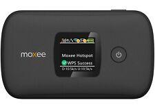 Cricket Wireless Moxee Mobile Hotspot, Black - Prepaid Hotspot