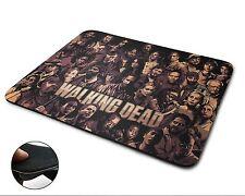 The Walking Dead Comic Premium Quality Flexible Rubber Mouse Mat / Mouse Pad