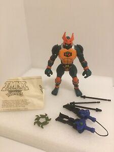 TMNT Supermutants Michaelangelo 1994 Playmates