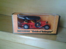 "Matchbox ""Models of Yesteryear""in ovp. -alt ""1912 Simplex"