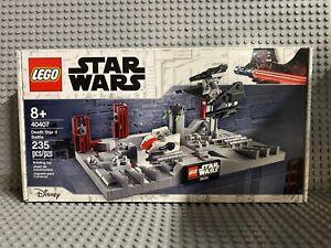 LEGO 40407 Star Wars 2020 Mini Death Star II Battle New in Box!! FREE SHIPPING