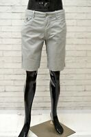 Bermuda Uomo DOCKERS Taglia 32 46 Pantaloncino Pantalone Corto Shorts Man Cotone
