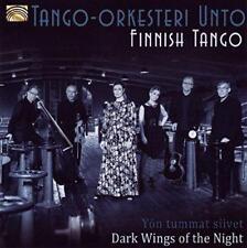 Tango-Orkesteri Unto - Finnish Tango - Yön Tummat Siivet - Dark Wings O (NEW CD)