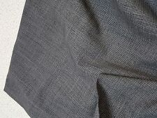 70% WOOL, 30% MIXED FIBRES  MICRO-DOGTOOTH  GREY MARL L/W SPRING SUITING 150CM