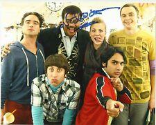 Big Bang Theory NEIL DEGRASSE TYSON Signed 8x10 Photo