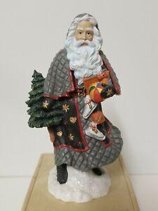 "Pipka Reflections of Christmas  ""UKRAINIAN SANTA"" Limited Edition 11310 RETIRED"