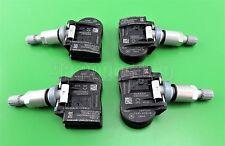 4x Citroen C4 C5 C6 C8 Aircross Pression Pneu Capteurs TPMS 433MHz 9659452180