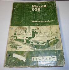 Werkstatthandbuch Grundhandbuch Mazda 626 Motor, Elektrik, Getriebe, St.1982