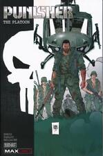 Punisher The Platoon Softcover Graphic Novel