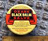 Vintage OZARK BLACK BALM SALVE Medicine Tin Nashville TN