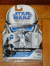 Star Wars The Legacy Collection 501st Legion Trooper Action Figure