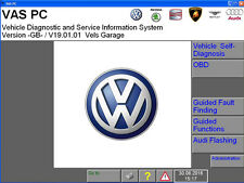 VAS PC DIAGNOSTIC SOFTWARE VW, AUDI, SEAT, SKODA for VAS5054a