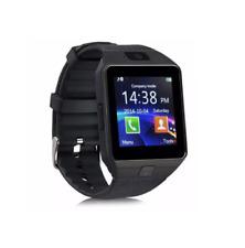 SALE! Smart Watch with Camera, Sim Card & Memory Card Slot - Black