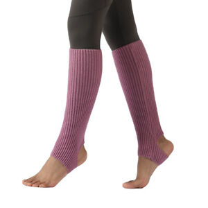 Children Kids Latin Dance Yoga Leg Socks Knitted Stepping Foot Warm Socks
