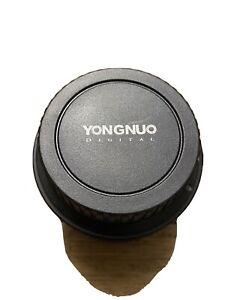 Yongnuo YN50mm f/1.8 Lena For Canon EOS