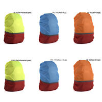 1pc Waterproof Dustproof Backpack Rain Cover  Protect Outdoor tools Hiking B LD