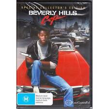 DVD BEVERLY HILLS COP Eddie Murphy Collectors Edition Special Features R4 [BNS]