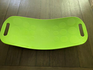 Simply Fit Board The Workout Balance Board Exercise Workout In Green Great