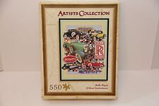Rolls Royce Cars Jigsaw Puzzle 550 Pcs Artists Collection William Vanderdasson