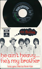 """THE HOLLIES 45 TOURS 7"""" COS YOU LIKE TO LOVE ME"""