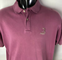 TITLEIST Collection Golf Polo Shirt Pinehurst Country Club Logo Sz L Made In USA
