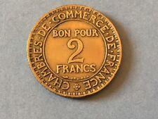 BON POUR 2 FRANCS  1925