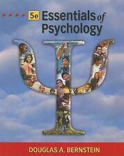 Essentials of Psychology by Douglas A. Bernstein 5th Edition