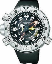 CITIZEN PROMASTER AQUALAND BN2021-03E Eco-Drive 200m Diver's Wrist Watche New