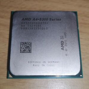 AMD A4-Series A4-5300 Socket FM2 AD53000KA23HJ
