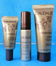 Caudalie Premier Cru The Cream, The Eye Cream & The Serum Travel Sz ($122 Value)