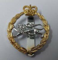 Genuine British Army The Kings Own Royal Border KORB  Insignia Hat Badge
