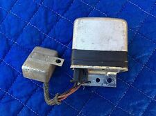 Porsche 911 911T 1972 AC Relay Unit Assembly Dealer Install