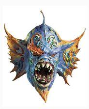 Clive Barker Tattu Halloween Deluxe Half Mask 2010 Dark Bazaar Tattoo