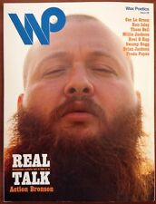 Wax Poetics Action Bronson Ron Isley Thom Bell Millie Jackson 2014 FREE SHIPPING
