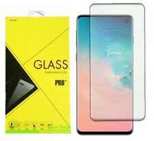 Full Cover 3D Tempered Glass Screen Protector For Samsung Galaxy S10 / S10 Plus