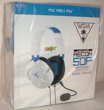 Turtle Beach Ear Force Recon 50P Blanco Gaming Headset PS4// Mac/PC Xbox One