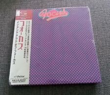 Focus In & Out JAPAN MINI LP SHM CD SEALED