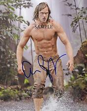ALEXANDER SKARSGARD #1 REPRINT AUTOGRAPHED PICTURE SIGNED PHOTO 8X10 GIFT RP