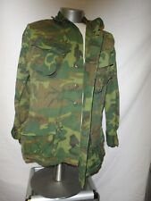 e0576 US Vietnam ERDL jacket only Small-Regular original W14D