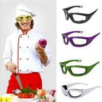 Küchen-Zwiebel-Schutzbrillen, die hackende Augenschutz-Gläser schneiden F6P X3B6