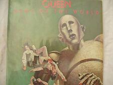 QUEEN LP NEWS OF THE WORLD rare Italian / Italy issue  30 064 60033