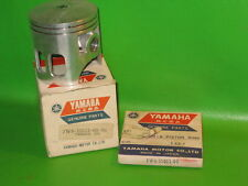 Yamaha It175 F 1979 Piston And Rings Standard 65.96 Size Oem 2W6-11631-00-96