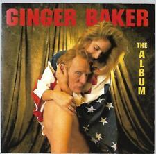 GINGER BAKER -The Album (CD, ITM) Very Good
