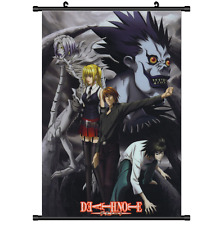Anime Death Note Wall Scroll Home Decor Poster Cosplay 2687