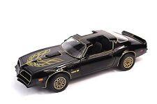 Pontiac firebird trans am 1977 smokey and the bandit greenlight 84013 1:24 nouveau