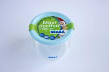 Bote Maxi Portion (300ml) para Babycook de BEABA - azul