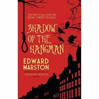**NEW PB** Shadow of the Hangman by Edward Marston (Paperback, 2016)