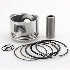 Piston Kit 44mm GY6 60cc Big Bore Piston Rings Pin Set Moped Scooter 139QMB